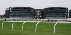 Aintree Racecourse Empty