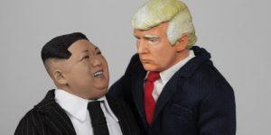 President Trump & Kim Jong Un