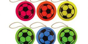 Football yoyo concept