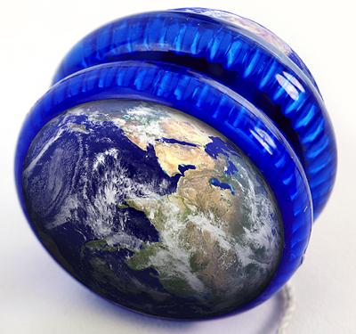 Yoyo world map