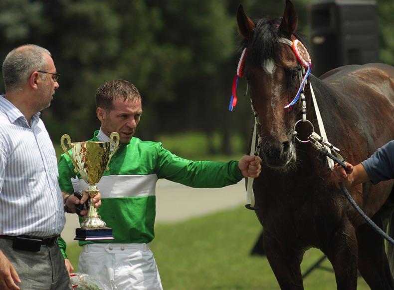 Jockey & trainer