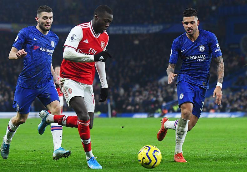 Chelsea & Arsenal
