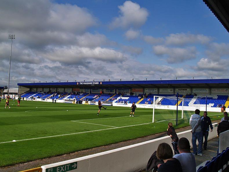 Chester F.C. Stadium