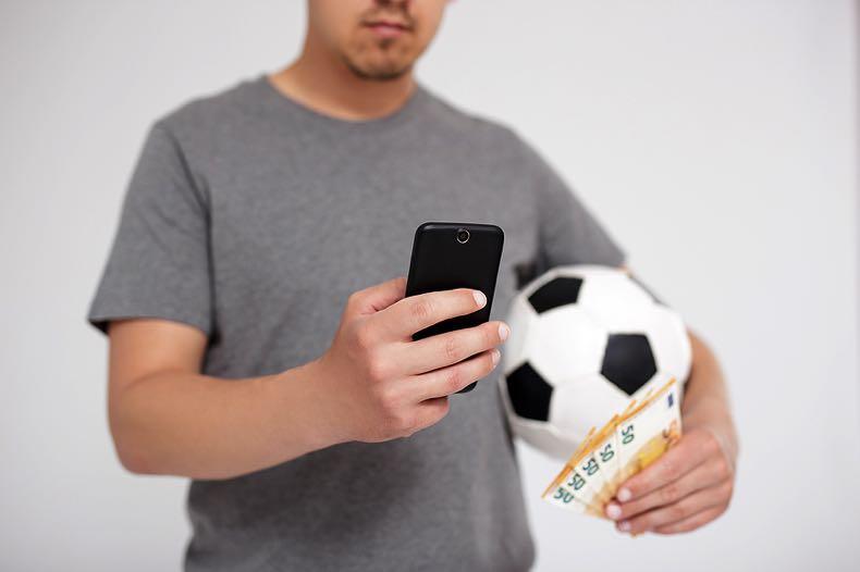 Football sports bet