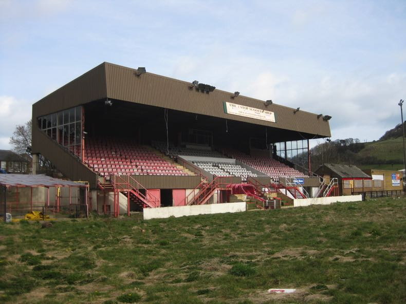 McCain Stadium