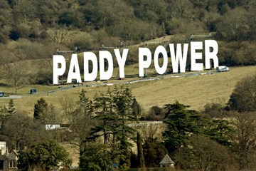 PaddyPower Hollywood Sign