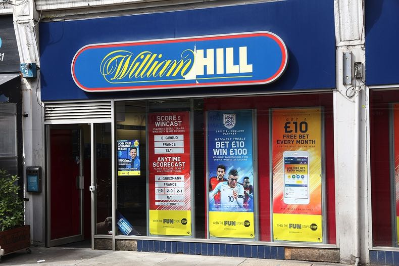 William Hill, high street bookmaker