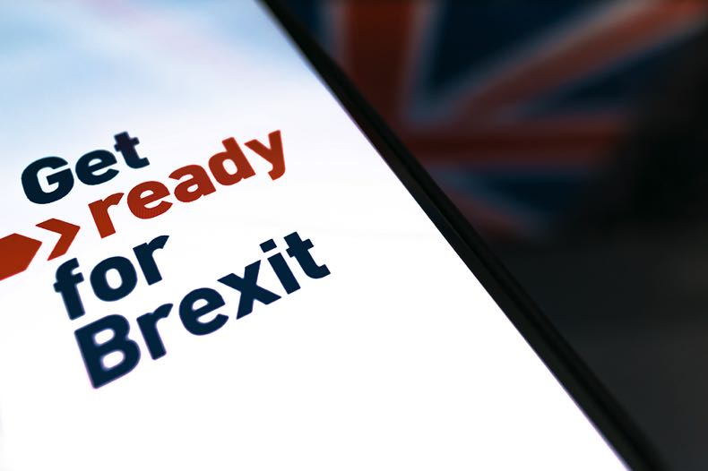 Get Ready for Brexit Sign