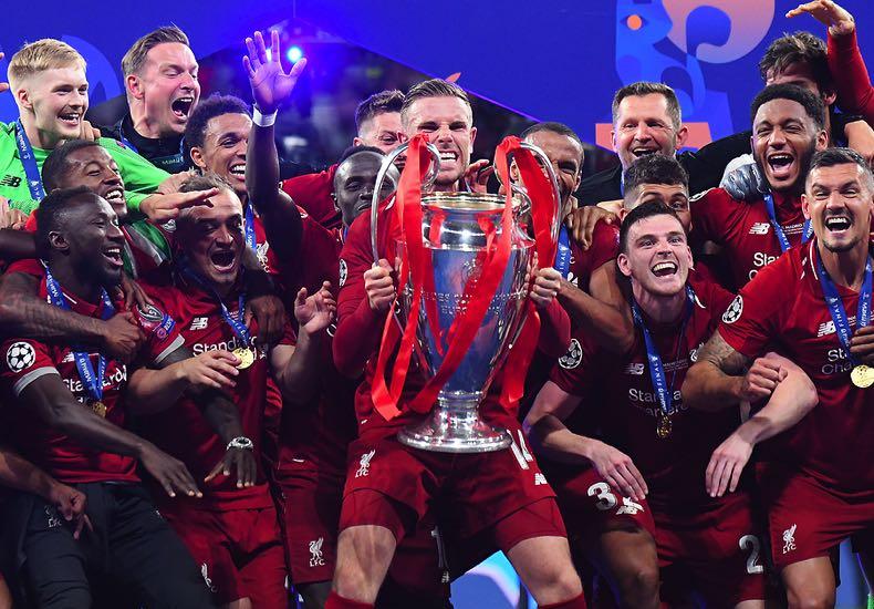 Liverpool 2018/19 UEFA Champions League Final