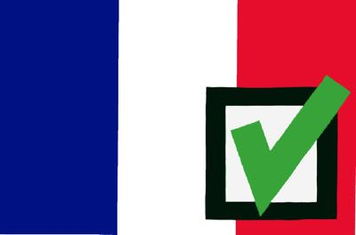 France favourite wins