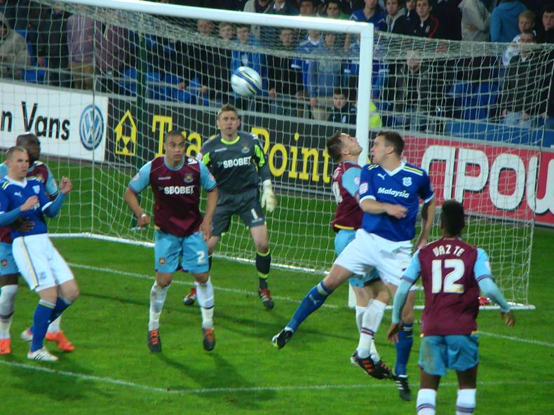 West Ham vs Cardiff