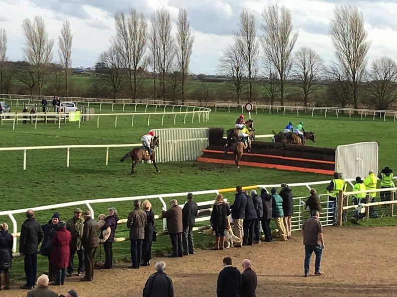 National Hunt Racecourse
