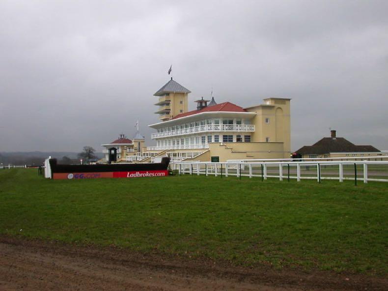 Towcester Racecourse Grandstand