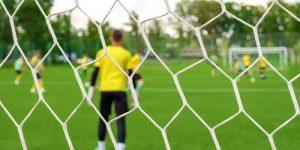 Football goalie