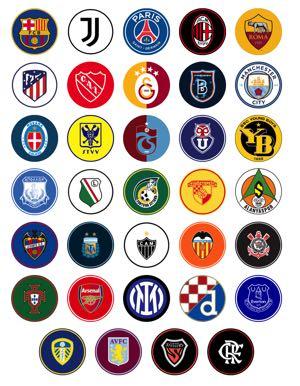 Football team tokens