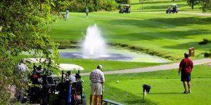 Golf tournament
