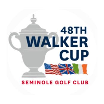 Walker Cup logo